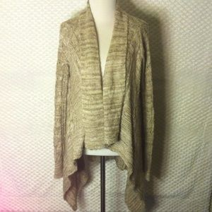 Willow & Clay Chunky Knit Open Cardigan